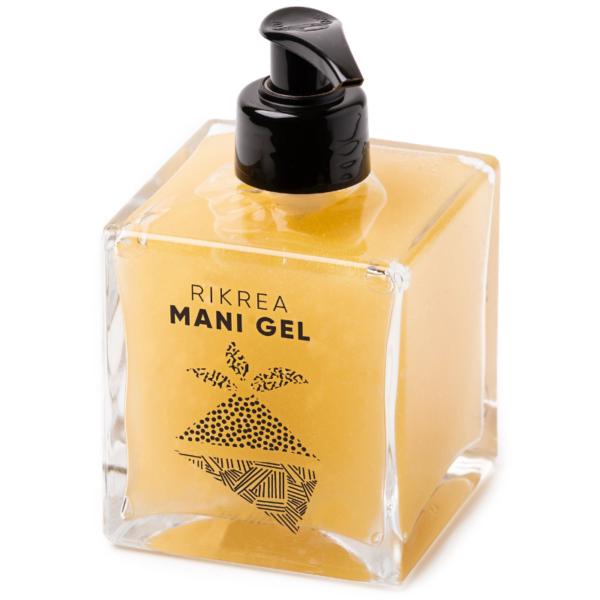 ????? ?????? Rikrea mani gel parfum GOLD - igienizzante 70% alcool