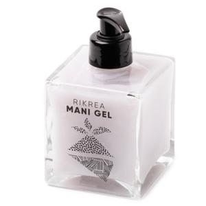 ????? ?????? Rikrea mani gel parfum SILVER - igienizzante 70% alcool