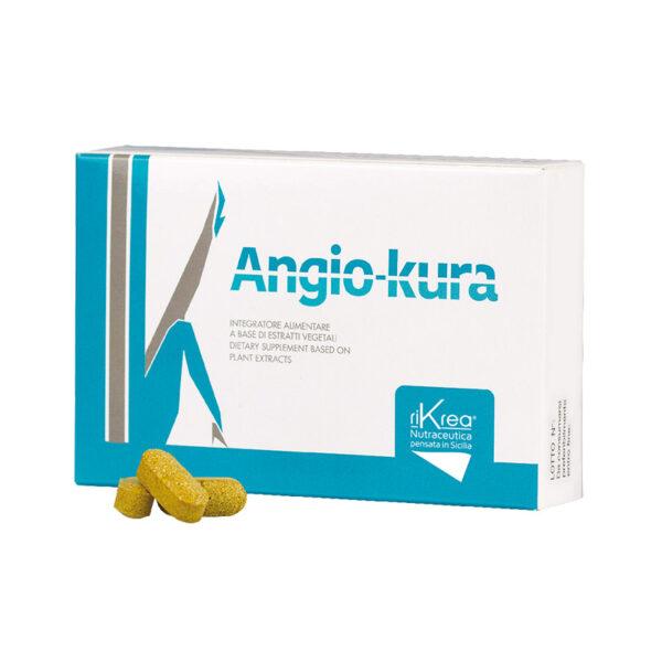 Kit promo Angiokura cpr + Angiokura Gel